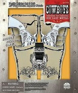 Cowboy Double Holster Toy Cap Gun Set with Belt - Parris Manufacturing - $34.62