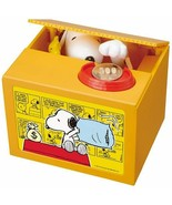 Snoopy Coin Bank Character Bank - $29.23