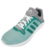 Adidas CC Fresh 2W Women's Running Shoes B40621, Size 5, Mint Green Gray - $69.00