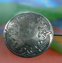 vintage sterling KIRK AND SON #1667 STICK HAT CAPE PIN stickpin NO MONOG... - €38,12 EUR