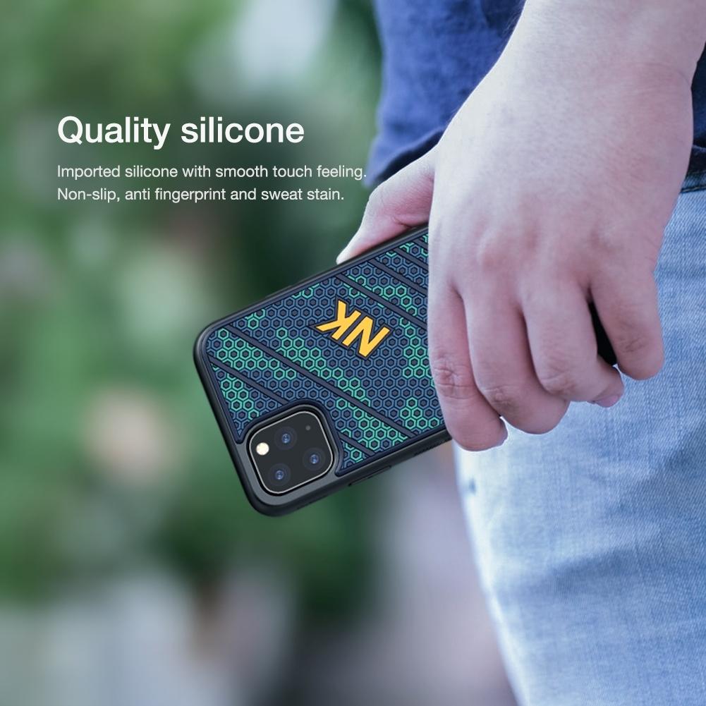 iPhone 11 Pro Max NILLKIN 3D Texture Striker Case image 5