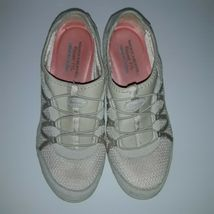 Women's Skechers Relaxed Fit Savvy Baroness shoe Size 9 Natural/Pink image 5