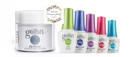 Gelish Dip Powder + Gelish Essentials Kit Clear As Day - $39.59