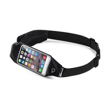 Top Fit Running Belt for Men + Women, Dual Pockets with Touch Screen, Ho... - $24.21