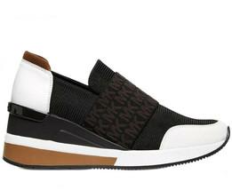 Michael Kors MK Women's Felix Trainer Mesh Sneakers Shoes (9.5) image 2