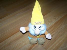 Disney Store Snow White & the Seven Dwarfs Happy Bean Bag Plush Doll EUC - $15.00