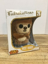 Funko Fabrikations ~ WICKET THE EWOK PLUSH DOLL ~ Star Wars: Return of t... - $32.67