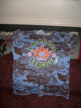 The Children's Place Blue Camo Shirt Size 14 Girl's NEW - $15.60