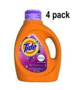 Tide Plus Febreze Spring & Renewal Liquid Laundry Detergent 69 fl. oz. 4... - $59.99