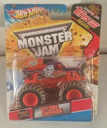 Hot Wheels Monster Jam 1:64 Storm Damage Mud Trucks Topps Trading Card 2... - $23.75