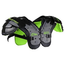 CHAMPRO Scorpion Youth Football Shoulder Pad, Colors Vary - $65.05