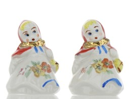 "Hull Little Red Riding Hood 3"" Salt and Pepper Table Shaker Set BBB"
