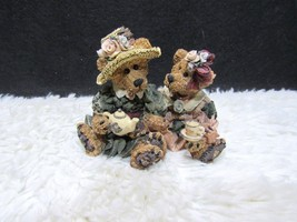 1995 Boyd's Resin Emma and Bailey...Afternoon Tea Collectible Figure, De... - $10.95
