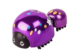 Moose Toys Little Live Pets Lil' Ladybudy&Baby Purple With Colorful Designs - $8.86