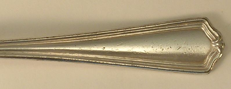International Silver Co Teaspoon in the One Pattern