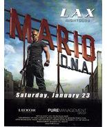 MARIO D.N.A. at LAX Nightclub Luxor Hotel Las Vegas - $1.95