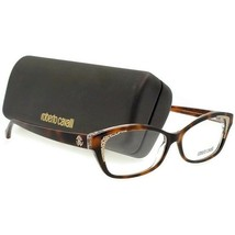 New Roberto Cavalli Eyeglasses Size 54mm 140mm 14mm New With Case - $57.59