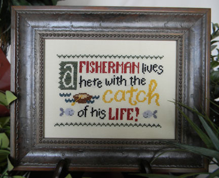 Fisherman lives here