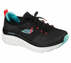 SKECHERS Relaxed Fit D'Lux Refreshing Mood Women's Athletic Sneaker 1493... - $62.00