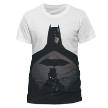 Batman Penguin The Dark Knight DC Comics Official Tee T-Shirt Mens Medium - £16.11 GBP
