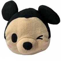 "Disney Mickey Mouse Tsum Tsum Stuffed Plush Animal Toy 12"" Tall - $18.81"