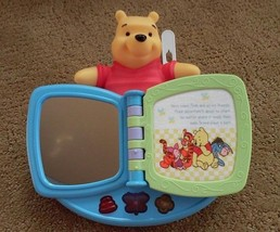 Winnie the Pooh - Crib Accessory, Night Light and Storybook - $8.55