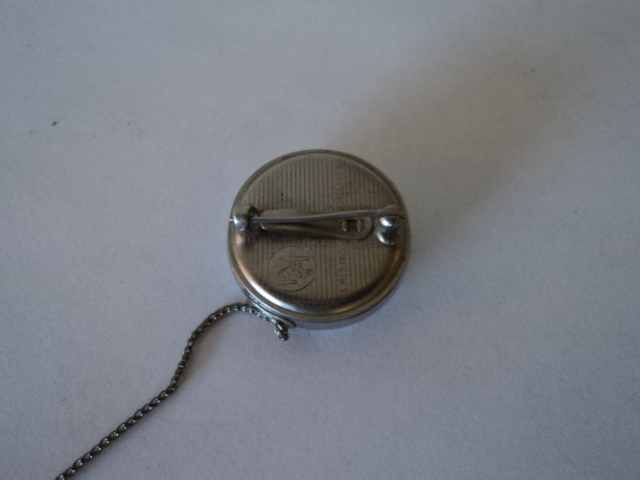 K & McD, Inc. Retractable Pencil on Chain with Pin