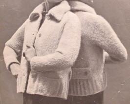 Vintage Beehive Molana Knitting Patterns LADIES Jackets - $7.95