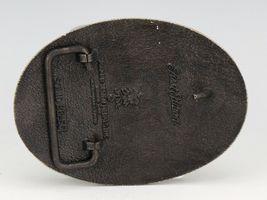 Montana Silversmith Montana State Heritage Solid Brass Belt Buckle image 3