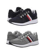 Tommy Hilfiger Women's Sport Athletic Lace-Up Fashion Fur Sneakers Shoes... - $59.95