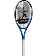 HEAD - Ti. Instinct Comp - Pre-Strung Tennis Racket - Grip Size 4 1/4 In... - $54.40