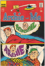 Archie and Me Comic Book #21, Archie 1968 VERY FINE - $17.34