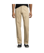 "Arizona Original Flex Chino Pants Size 40""W X 34""L Khaki Msrp $42.00 New - $14.99"