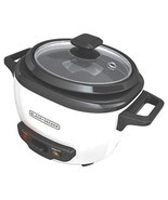 Bd 3c Rice Cooker Wht - £11.83 GBP