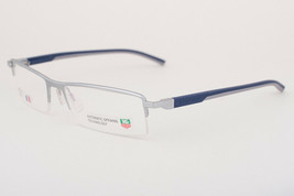 Tag Heuer 821 004 Automatic Blue Gray Eyeglasses 0821-004 58mm - $224.42