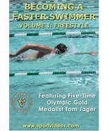 Becoming A Faster Swimmer: Volume 1 (DVD) Freestyle - $17.14