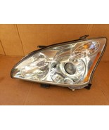 04-09 Lexus RX330 RX350 HID Xenon AFS Headlight Driver Left LH POLISHED - $265.50
