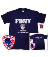 FDNY Shirt T-Shirt Officially Licensed by the New York City Fire Department - $17.99