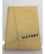 Chester County High School Henderson Tennessee 1942 Victory Yearbook Ann... - $70.11