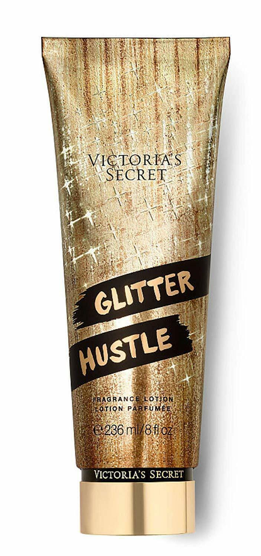 Victoria's Secret Glitter Hustle Fragrance Body Lotion for Women, 8 oz