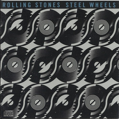 Rolling Stones   (Steel Wheels)