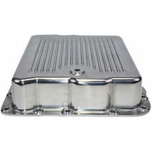 GM Turbo-Hydramatic 4L60 4L65E 4L70E Aluminum Transmission Pan w/ Gasket & Bolts image 4