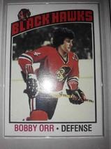 Bobby Orr, 1976-77 Topps, Player Card #213 - $17.00