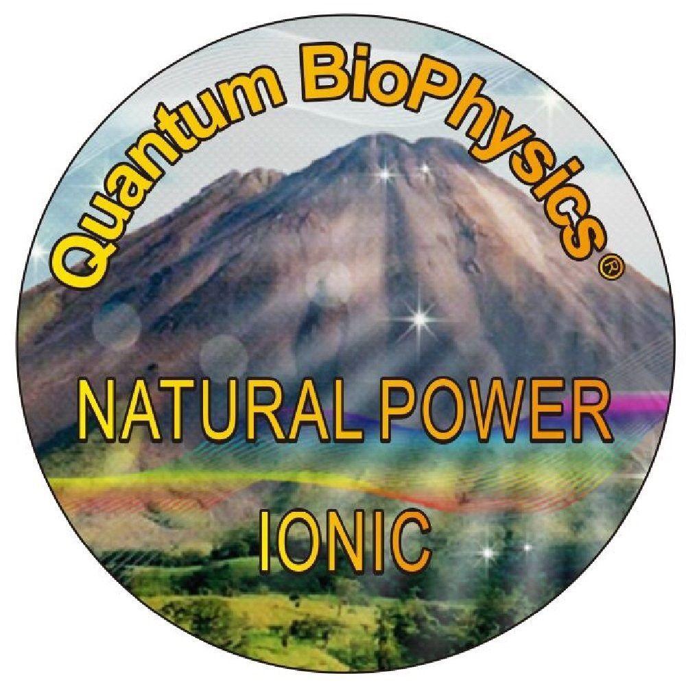 Quantum BioPhysics®  AlphaSpin Natural Power Ionic Disc 7k Neg Ions