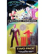 Batman Forever Two-Face by Kenner  - $13.95