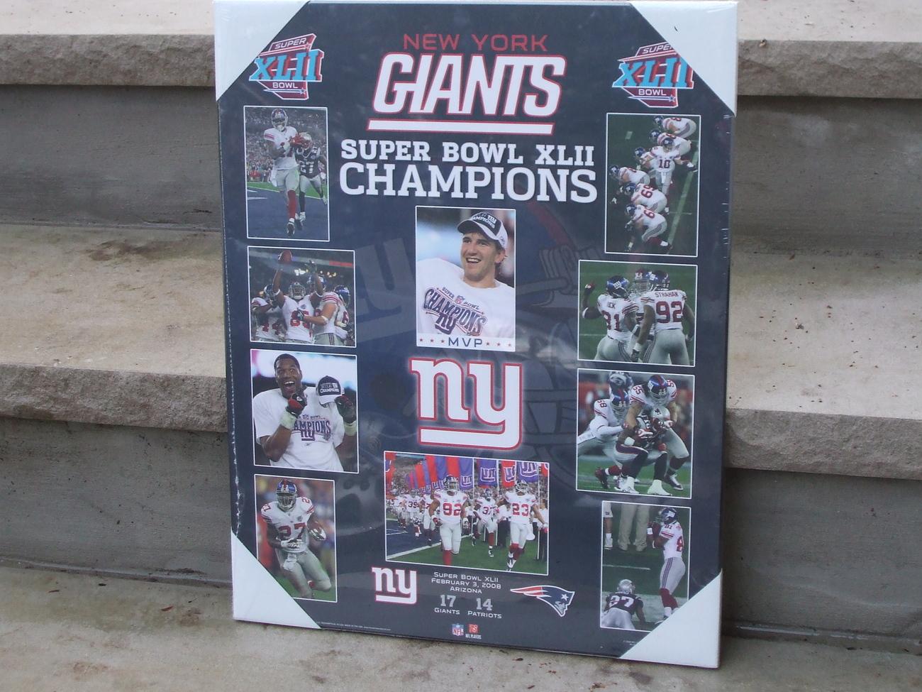 Giants super bowl