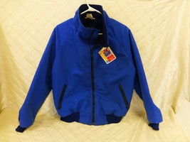 McDonald's Jacket 1st Restaurant in Russia Moscow 1990 Blue Vintage Mens... - $187.51