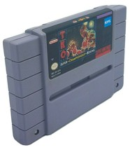 SNES TKO Super Championship Boxing Super Nintendo Cart Only Clean & Tested - $19.95