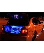 OCTANE LIGHTING 16Ft 12V Rgb Led Car Interior Under Dash Trunk Stereo Su... - $49.45