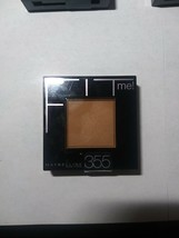 Maybelline Fit Me Set + Smooth Pressed Powder Compact 355 / Coconut 0.3 oz / NEW - $7.26